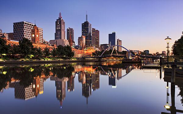 Melbourne - the world's most livable city
